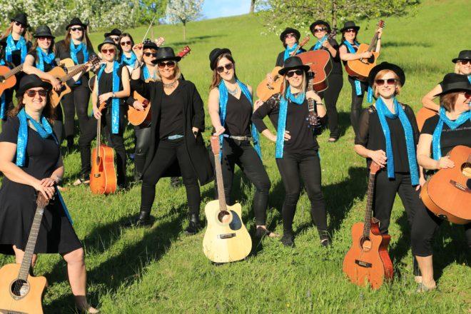 Gitarrenverein Nordrach: Musik in der Klausenbach-Klinik
