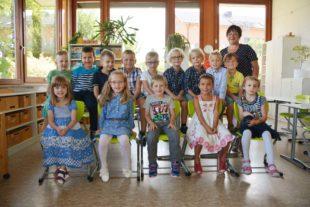 14 Kinder besuchen die Grundschulförderklasse