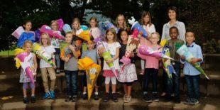 Biberacher Grundschule begrüßt 31 ABC-Schützen im neuen Schuljahr