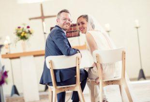 Matthias Kluckert und Juliane Primus haben geheiratet