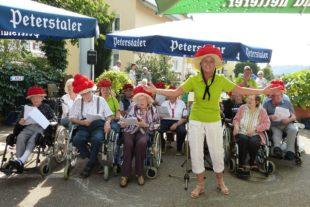Eindrucksvolles Jubiläumsfest des Caritas Seniorenzentrums St. Gallus