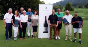 Wertvoller Wein zum Abschluss der Gröbernhof-Challengeturniere