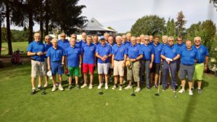 Auswärtsspiele der Golf-Senioren in Lothringen und Karlsruhe