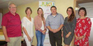 Alexander Hug bei Vorstandswahlen als Vorsitzender des JuKu bestätigt