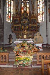 Pfarrgemeinde St. Ulrich feierte Erntedank