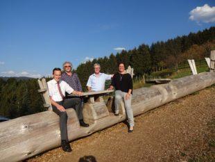 Touristisches Projekt »NaDu« ist in Oberharmersbach angelaufen