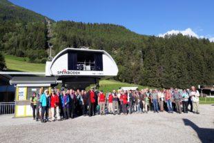 Herrliche Wandertage in Südtirol