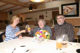 Theresia Kolb feierte 90. Geburtstag