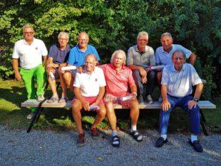 Rainer Schmid lud die Senioren zum Geburtstagsturnier ein