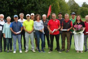 Dreifacher Sieg von Ulrike Ehrhard beim Foboha Golf-Cup