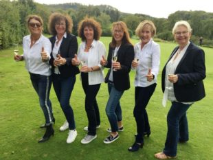 Gröbernhof-Damen AK 50 schaffen den Aufstieg in die 2. Liga des BWGV