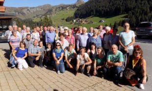 Katholischer Kirchenchor reiste an den Bodensee und in die Berge