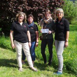 LandFrauen spenden für integratives Schulprojekt der Diakonie Kehl-Kork