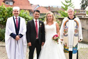 Hochzeitglocken läuten für Stefanie Lehmann und Ali Shirzad