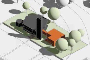 Neubau des Gemeindezentrums favorisiert