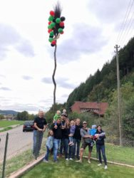 Eckwaldhexen freuen sich über neuen Zuwachs