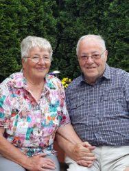 Agnes und Rudi Beeh feiern am Freitag ihre goldene Hochzeit
