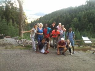 Jugendliche meisterten »explosive« Aufgaben mit Bravour im Team