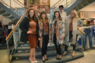 Mit Modenschau bei Mode-Giesler in die Herbst-Winter-Saison gestartet