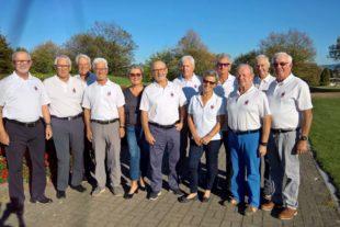 Golf-Senioren landen im Mittelfeld