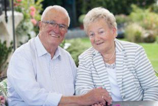 Rita und Ludwig Dilger feiern am Samstag diamantene Hochzeit
