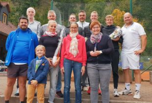 Spannende Matches beim TC-Tennis-Turnier