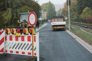 Verkehr kann bald durch lückenlos ausgebaute St.-Gallus-Straße fließen
