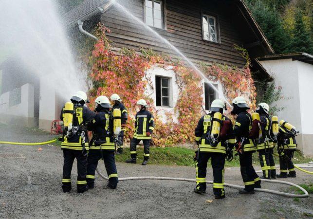 »Tag der Sicherheit« in Zell am Harmersbach