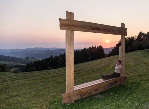 Im Schein der Flammen die Natur in Oberharmersbach erleben