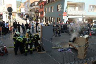 Blaulicht-Meile machte Zell zur sichersten Kleinstadt Deutschlands