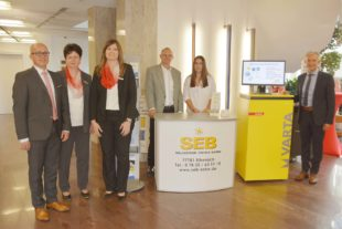 Energietage von SEB Solar und der Sparkasse