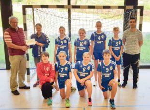 Handball-Herren marschieren weiter