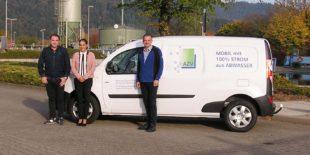 AZV setzt auf Elektromobilität