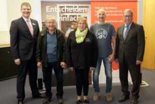 Sparkasse Haslach-Zell stellt die Kandidaten für den Ehrenamtspreis 2018 vor