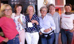 Drei-Schläger-Ladies-Turnier mit italienischem Flair