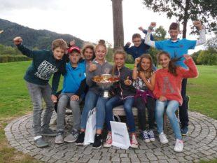 Gröbernhof-Golfjugend beendet ein hervorragendes Turnierjahr