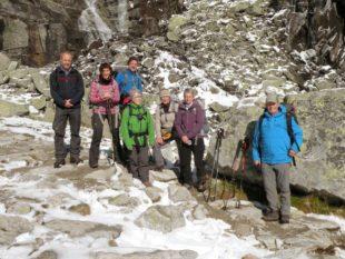Hüttentrekking in der Hohen Tatra
