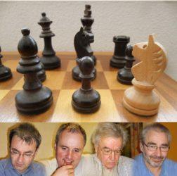 Zwei knappe Siege für den  Zeller Schachclub zum Saisonstart