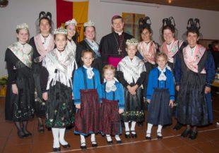 Bekenntnis zur Tradition beim Patrozinium