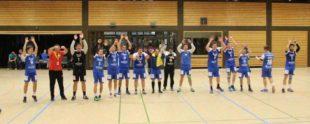 FVU-Handball-Herren in Topform
