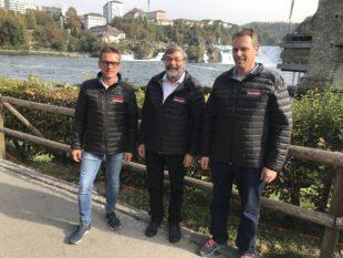 Forstprofi »Ritter Maschinen« stellt sich in der Schweiz neu auf
