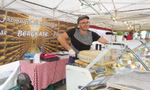 Französischer Markt beginnt schon am Freitag