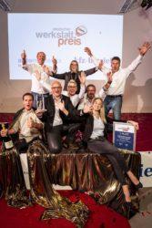 Autohaus Deusch gewinnt den deutschen Werkstattpreis 2018