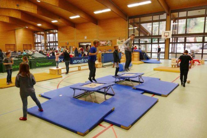 Sport-Spaß-Spielnachmittag – DJK Oberharmersbach