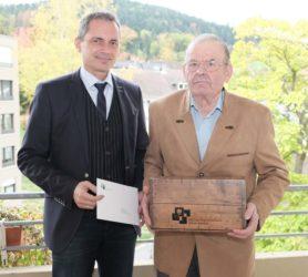Werner Glatz feierte seinen 80. Geburtstag