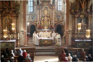 An das Wirken des Heiligen Franziskus erinnert