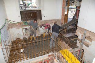 Rathaussanierung greift tief in bestehende Bausubstanz ein