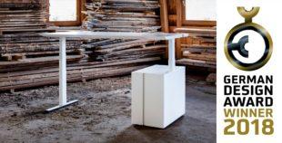 Hund Möbelwerke präsentiert sich auf der Orgatec 2018 modular