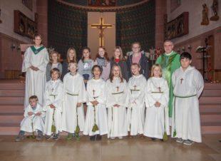 Kirchendienst erhält Verstärkung
