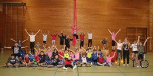 Brandenkopf-Schule bewirbt sich mit Zirkus-AG um Förderpreis